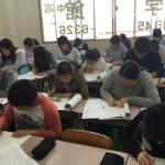 漢字能力検定、漢検を行いました