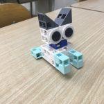 ロボットプログラミング教室の初めての授業