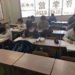 漢検と入塾テストも行いました
